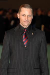 Viggo Mortensen at the Goya Cinema Awards ceremony.