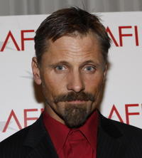 Viggo Mortensen at the Los Angeles screening of
