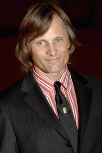 Viggo Mortensen at the Rome film festival screening of