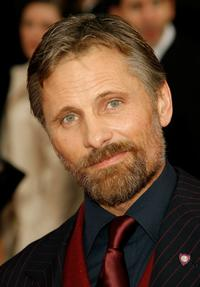 Viggo Mortensen at the 14th Screen Actors Guild Awards.