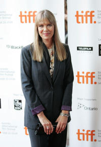 Amy Morton at the premiere of