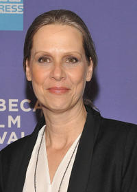 Amy Morton at the World Premiere of