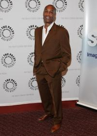 Joe Morton at the screening of