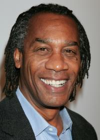 Joe Morton at the premiere of