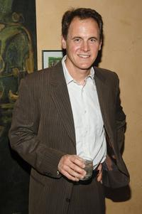 Mark Moses at the Lincoln Center Theater opening night celebration of