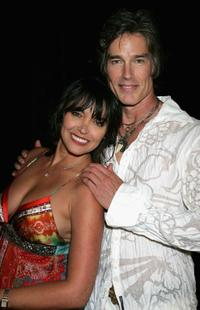 Devin DeVasquez and Ronn Moss at the 21st Annual Imagen Awards show.