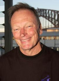 John Bell at the Sydney Theatre Company launch.