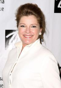 Kate Mulgrew at the Drama League's 25th Annual All Star benefit gala.