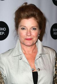 Kate Mulgrew at the 2009 Soho Rep's Spring Gala.