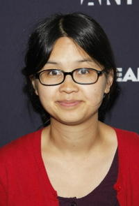 Charlyne Yi at the screening of
