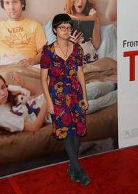 Charlyne Yi at the California premiere of