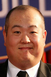 Pixar animator and actor Peter Sohn at the L.A. premiere of