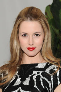 Alona Tal at the Dom Perignon and W Magazine Celebrate The Golden Globes in California.