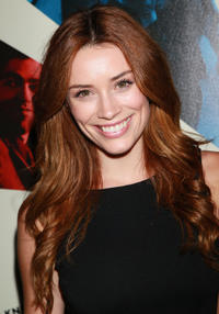 Arielle Vandenberg at the California premiere of