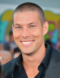 Chadd Smith at the Los Angeles premiere of