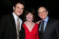 Adam Rothenberg and his parents at the premiere of