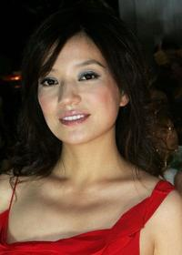Vicky Zhao at the MTV Asia Awards Bangkok 2006.