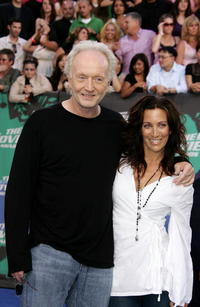 Tobin Bell and guest at the 2006 MTV Movie Awards in Culver City, CA.