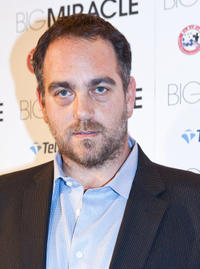 Producer Michael Sugar at the Washington, D.C. premiere of