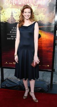 Andrea Frankle at the California premiere of