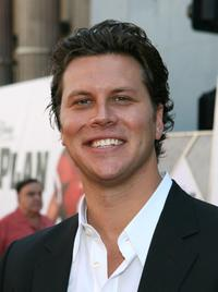 Hayes MacArthur at the premiere of