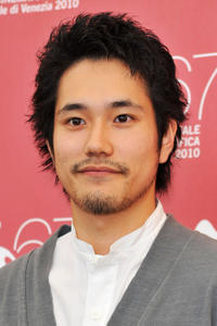 Kenichi Matsuyama at the photocall of