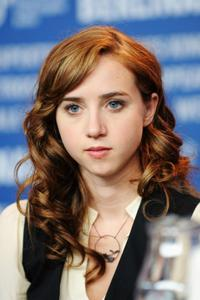 Zoe Kazan at the 59th Berlin Film Festival.