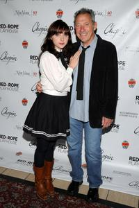 Zoe Kazan and Israel Horovitz at the Red Rope Playhouse presents