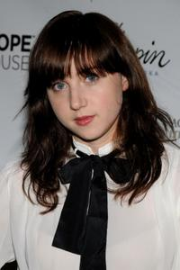 Zoe Kazan at the Red Rope Playhouse presents