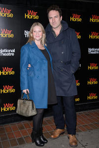 Joanna Page and James Thornton at the 5th anniversary performance of