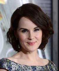 Michelle Dockery at the California premiere of