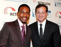 Bill Bellamy and Bob Saget at the