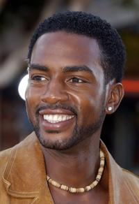 Bill Bellamy at the premiere of