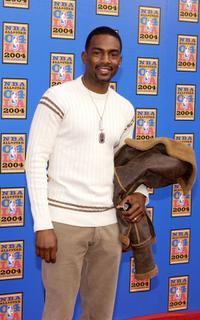 Bill Bellamy at the 2004 NBA All-Star Game.