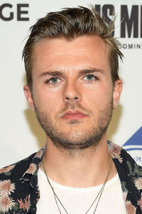 Adam Lawrence at the Hollywood screening of