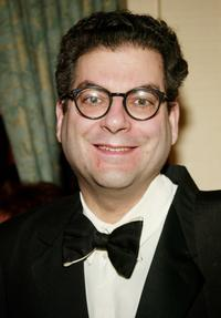 Michael Musto at the Museum of Television and Radio's annual gala.