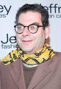 Michael Musto at the 7th Annual Jeffrey Fashion Cares.