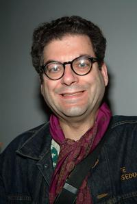 Michael Musto at the after party of