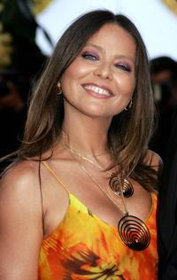 Ornella Muti at the official projection of