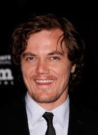 Michael Shannon at the 24th Santa Barbara International Film Festival.