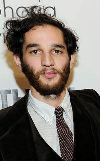 Josh Safdie at the IFP's 20th Annual Gotham Independent Film Awards.