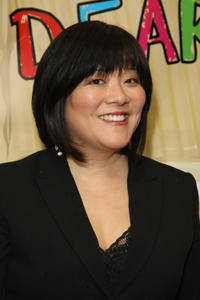 Ann Harada at the opening night of
