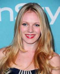 Emma Bell at the Hollywood Foreign Press Associationand & InStyle's Miss Golden Globe 2011 in California.