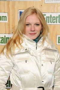 Emma Bell at the 2008 Sundance Film Festival.