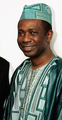 Youssou N'Dour at the Music Industry Trusts' Awards and Dinner 2004.