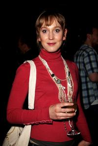 Hattie Morahan at the VIP screening of