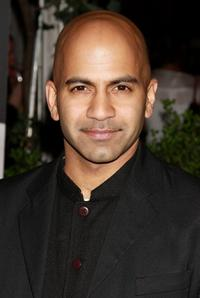 Ajay Naidu at the opening night party celebrating the world premiere of