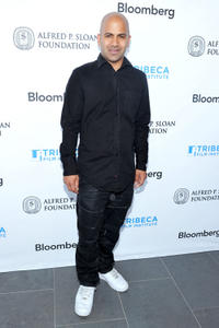 Ajay Naidu at the TFI Awards Ceremony during the 2011 Tribeca Film Festival in New York.