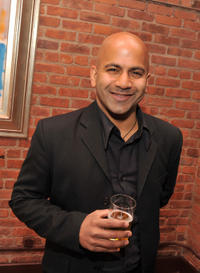 Ajay Naidu at the Juror Welcome Lunch during the 2011 Tribeca Film Festival in New York.