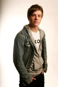 Xavier Samuel at the 2008 Tribeca Film Festival.